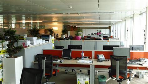 surface minimum bureau performance et bien être dans les espaces de travail