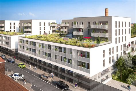 programme immobilier neuf appartement à lille