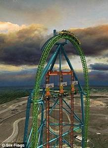 Watch first ride on Zumanjaro, the world's tallest and ...