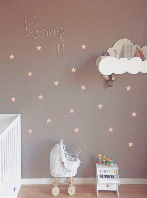 Kinderzimmer Deko Wandsticker by Quot Sterne Quot Kinderzimmer Kinderzimmer