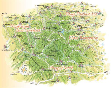 massif des monts de la madeleine