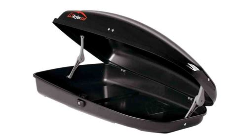 prezzo box auto arjes 320 lt nero lucido metallizzato baule portatutto