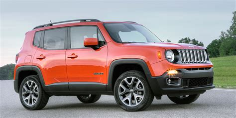 2018  Jeep  Renegade  Vehicles On Display Chicago