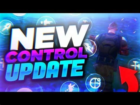 fortnite mobile controls update  bad  control