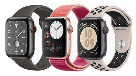 resmi jam tangan pintar apple  series  meski