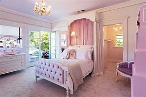 fit for a princess decorating a girly princess bedroom With girly bunk beds for kids and teenagers