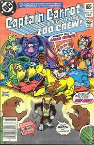 Captain Carrot  1982  Comic Books