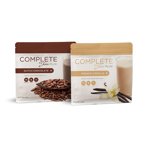 Juice Plus+ Complete nutrition bars - Variety Pack | Juice