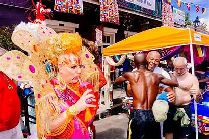 Decadence Southern Orleans Celebration Debauchery Queer Labor
