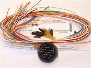 Kit Reparation Faisceau Electrique : connecteur porte pr c bl 23 voies r f rence leoni ~ Medecine-chirurgie-esthetiques.com Avis de Voitures
