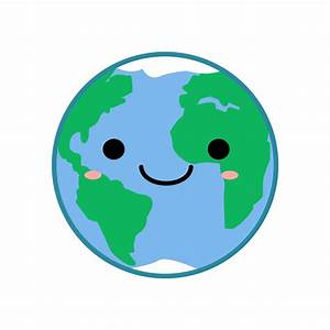 Earth Animation Clip Art - Earth Png Download