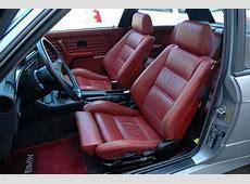 BMW E30 3 Series Interior NONE of the E30s I've been