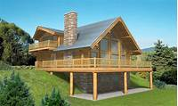 house plans with wrap around porch Log Home Plans with Wrap around Porch Log Home Plans with ...