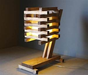 10 Inventive Ideas of Wood Pallet Lamps • iD Lights