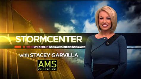 meteorologist stacey garvilla resume reel 2017
