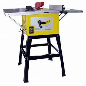 Type De Scie : scie sur table rondy pas cher prix auchan ~ Premium-room.com Idées de Décoration