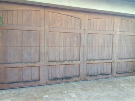 refinishing  garage doors  wood windows  santaluz