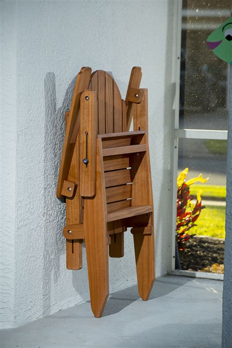 rockler introduces folding adirondack chair plan