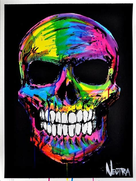 colorful sugar skull 25 best ideas about colorful skulls on skull