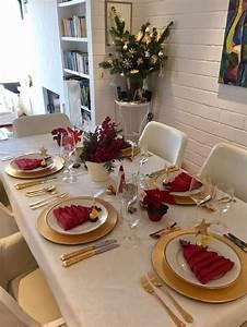 15, Simple, U0026, Elegant, Christmas, Table, Setting, Ideas