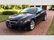 SOLD 2006 BMW 650i Coupe for sale by Autohaus of Naples