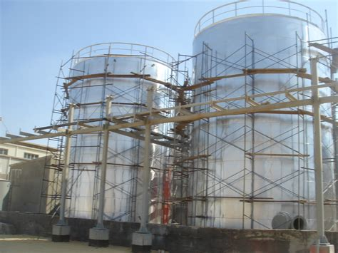 Al-Intaj Sulpho-Chemical Industries - Factory - IESCON