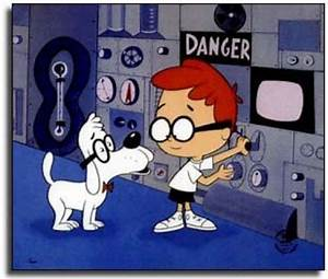 Mr  Peabody And Sherman Original And Limited Edition Art