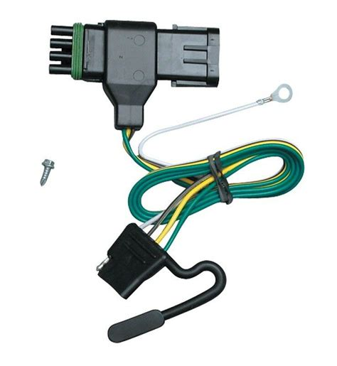 Gmc Trailer Wiring by 1988 2000 Gmc C K 2500 3500 Trailer Hitch Wiring