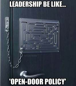 Open-door policy | Nefarious Military Humor and Political ...