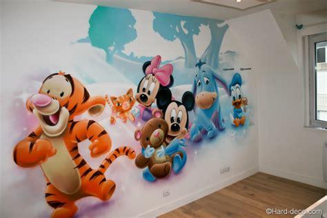chambre de minnie décoration minnie pour chambre bébé