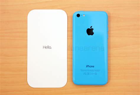 iphone 5c apple apple iphone 5c blue unboxing