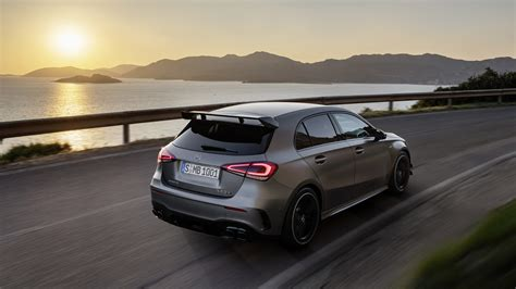 Download, share or upload your own one! 2020 Mercedes-AMG A45 Wallpapers | SuperCars.net