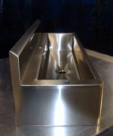 custom stainless steel kitchen sinks stainless custom stainless kitchen food prep 8547