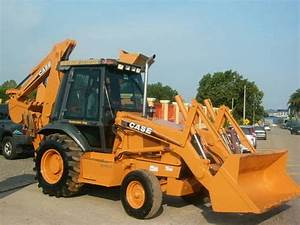 Case 580 Super L Series 2 Backhoe Loader Operator  U0026 Parts Manual