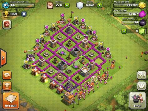 clash  clans builder   layout strategies