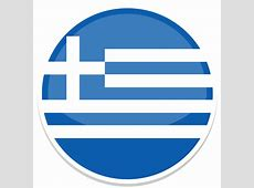 Greece Icon Round World Flags Iconset Custom Icon Design