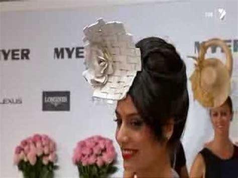 aniss winner   millinery award  myer fashions