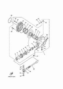 Yamaha Bear Tracker 250 Parts Diagram