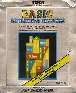 Atari 400 800 Xl Xe Basic Building Blocks   Scans  Dump