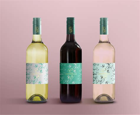 Professional high quality realistic perfume bottle mockup for portfolio, showcase, presentation, poster, advertisment, and more. Wine Bottles Mockup Free PSD | Download Mockup