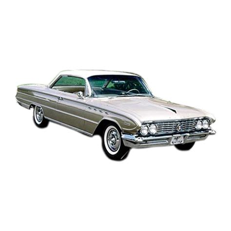 All Buick Models by 1963 Buick Repair Manuals All Models