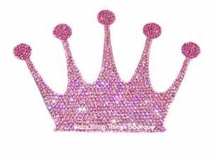 Princess Crown Cake Template