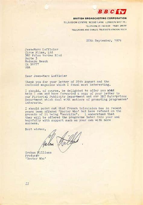 doctors letter doctor who letter 10588
