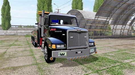 fs heavy wrecker  trucks