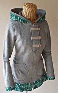 Jacke Selber Nähen : die besten 17 ideen zu sweatjacke damen auf pinterest sweatjacke kleiderschnitte und shirts n hen ~ Frokenaadalensverden.com Haus und Dekorationen