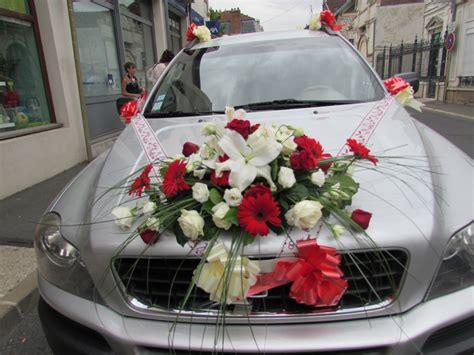 langlet fleurs d 233 coration de voiture provins 77