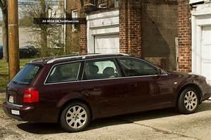 1999 Audi A6 Avant Quattro Awd 2  8l 145k