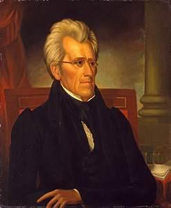 7. Andrew Jackson (1829-1837) – U.S. PRESIDENTIAL HISTORY  Jackson
