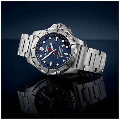 Victorinox Swiss Army Inox Montre Reloj Diver