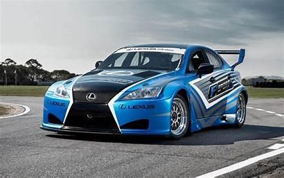 Racing Race Cars Wallpapers Wraps Lexus Modified